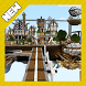 City Afloat Minecraft map by olpash