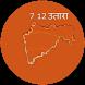 Maharashtra 7/12 Utara LandRecord by Ganadors