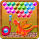 Dinosaur Eggs Bubble Shooter by Creative Vision Apps