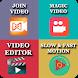 Free Video Editor - Cut, Compress, No watermark