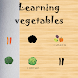 vegetables puzzle for Toddler by Walid Abdel Azeem