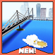 City Mega map for Minecraft by Bopin