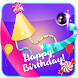 Birthday Photo Collage Frames by My Cute Apps