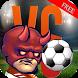 devil Head Soccer by Bazuapp