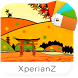 Miyajima theme for XperianZ™ by Rooty Pict
