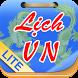 Lịch VN Lite - Lich Van Nien by WeOnline.VN