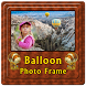 Balloon Photo Frame by Amazing Night Riders