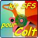 kit SFS pour pistolets Colt expliqué by Gerard Henrotin - HLebooks.com