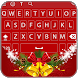 Merry Christmas Keyboard - Santa Claus theme by KeyStore Inc.