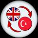 English Turkish Translate by xw infotec