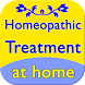 Homeopathic treatment by mothon