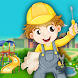kids amusement park repair & Water slide by Miniflip Game Studios