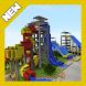 Aqualand Minecraft map by olpash