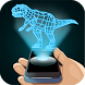 Hologram Dinosaur 3D Simulator by iApps And iGames