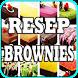 Resep Aneka Brownies Lengkap by iky94 studio