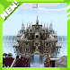 Imperial City Map Minecraft PE by Lavi Developer