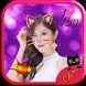 Cat Face Photo Effect&Sticker by SweetLoveElily