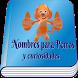 Nombres para Perros by My Franquicia