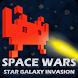 Space Wars - Star Galaxy by MyUSAMediaGroup.com