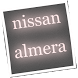 Nissan Almera by AndroJet