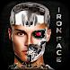 Iron Roboto Photo Editor App