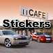 MC Soft Muscle Cars Stickers by MC Soft