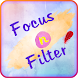 Focus N Filter - Stylish Name Art by Magic Touch Apps