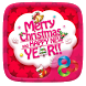 Christmas Cat GOLauncher Theme by Freedom Design