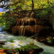 Sightly Waterfall LWP by Daksh Apps