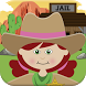 Cowgirl Horse Kids Games by Play N Learn