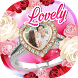 Lovely Ring Photo Frames by Sprite SP