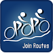Cycling Routes, Bikes, Tours by moveando