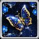 Posh Butterfly Live Wallpaper by HD Live Wallpaper 2017