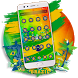 Brazil Independence Day Launcher Theme by Me&Art Android Theme Designer