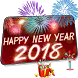 New Year Fireworks Wallpaper 2018 by God Lover Apps
