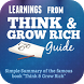 Summary of Think and grow Rich by Nepolean Hill by Blinkkit