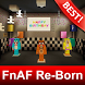 FnAF2 Re-Creation for MCPE by BestMapsAddons