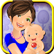 Pregnant Mommy and Baby Care by Play Ink Studio