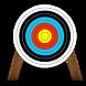 Archer bow shooting by zielok.com