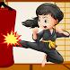 Karate Super Girl High School Stories by Miniflip Game Studios