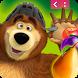 Masha and The Bear Jam Match 3 by KB Pro