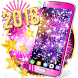 Happy new year 2018 live wallpaper by HD Wallpaper themes