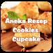 Aneka Resep Cookies & Cupcake by PNHdeveloper