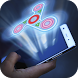 Fidget Spinner Hologram