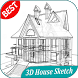 300 Best 3D House Sketch Design Ideas by appsdesign