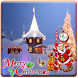 Christmas Santa Gift Delivery Truck Driving Game by Saga Games Inc