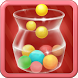 100 Candy Balls 3D by Words Mobile