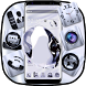 Silver Crystal Edge Effect Theme by Ahl ar-ray solutions pvt ltd