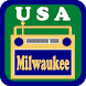 USA Milwaukee Radio Stations by GN Radio