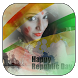 Republic Day Photo Frame by cmpyfy photolabs